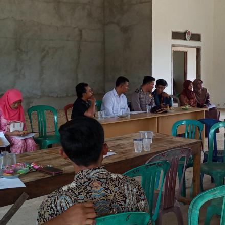 Pemaparan Lokakarya KKN Unila Periode tahun 2020